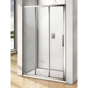 Душевая дверь GooD DooR Orion WTW-110-C-CH 110x185