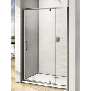 Душевая дверь GooD DooR Orion WTW-PD-110-C-CH 110x185